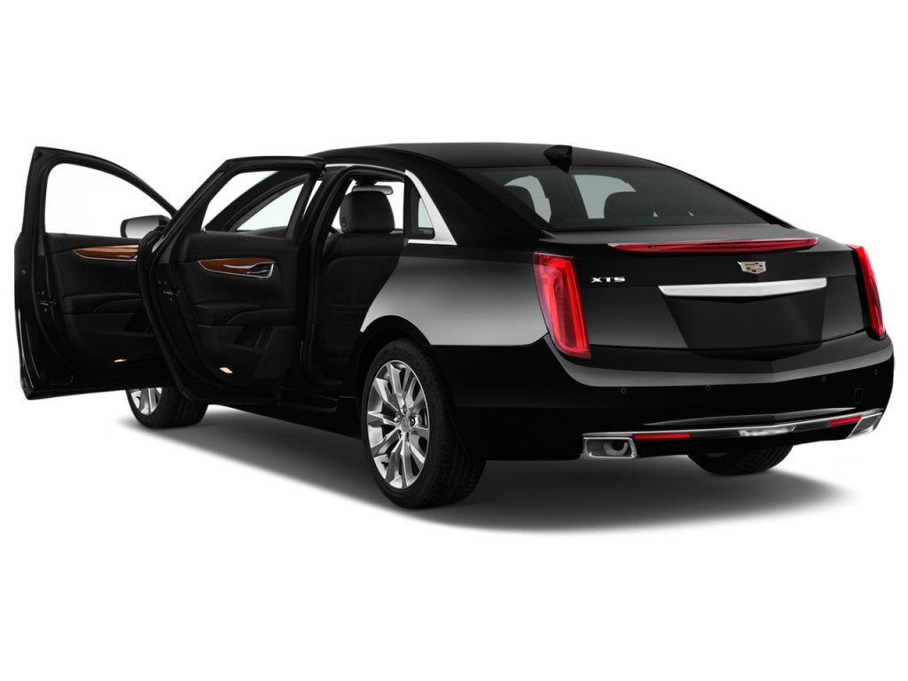 Image 2016 Cadillac Xts 4 Door Sedan Fwd Open Doors Size