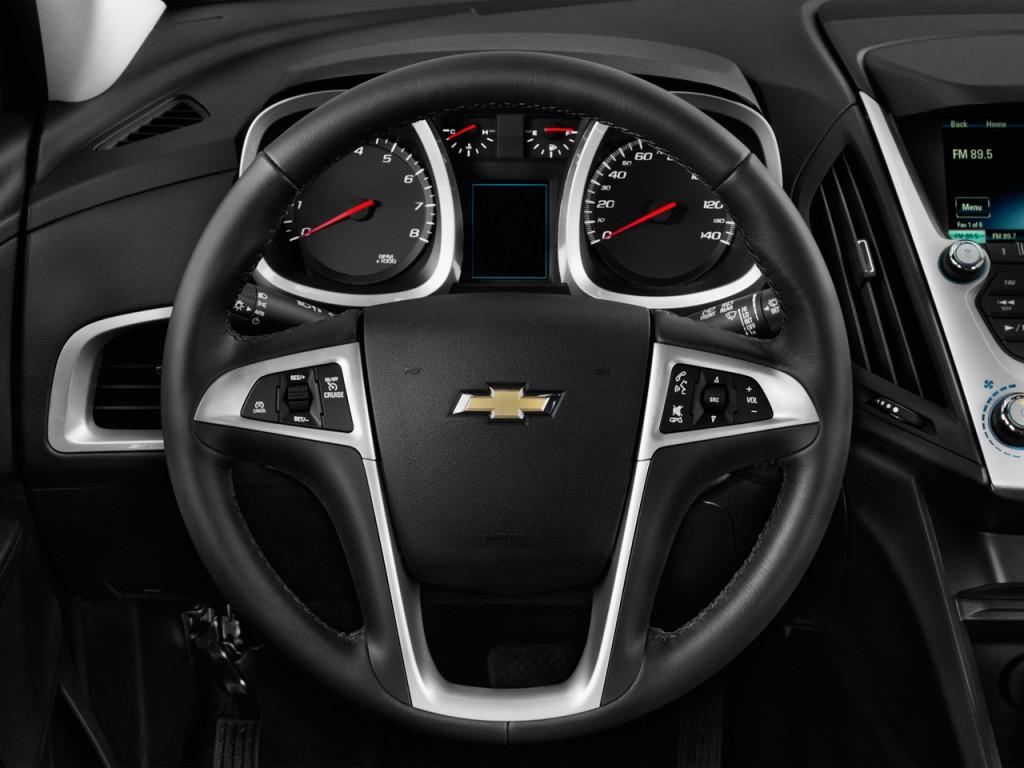 Chevrolet Equinox Fwd Door Lt Steering Wheel L