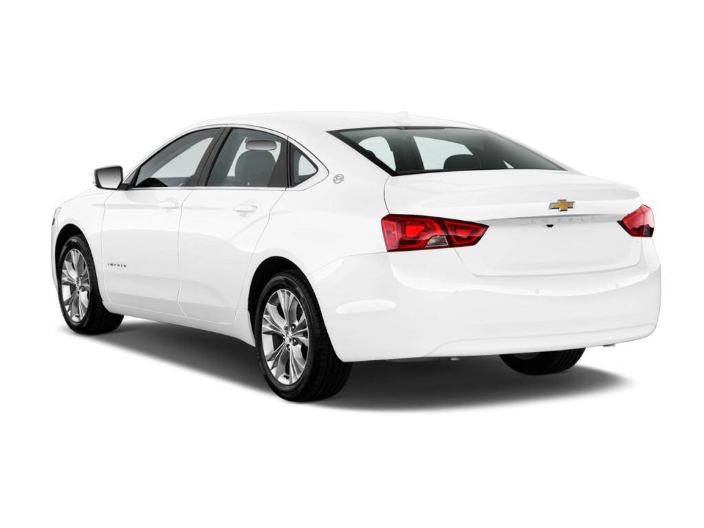 2017 Chevrolet Impala Fleet