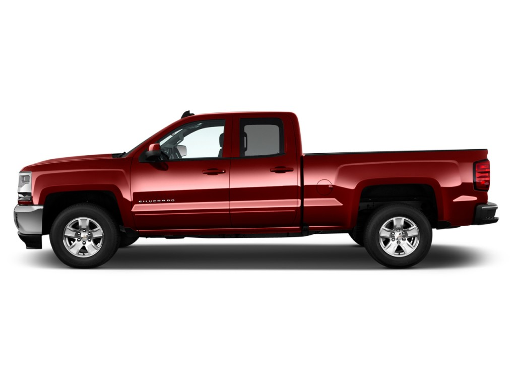 image 2016 chevrolet silverado 1500 2wd double cab 143 5 lt w 1lt side exterior view size. Black Bedroom Furniture Sets. Home Design Ideas