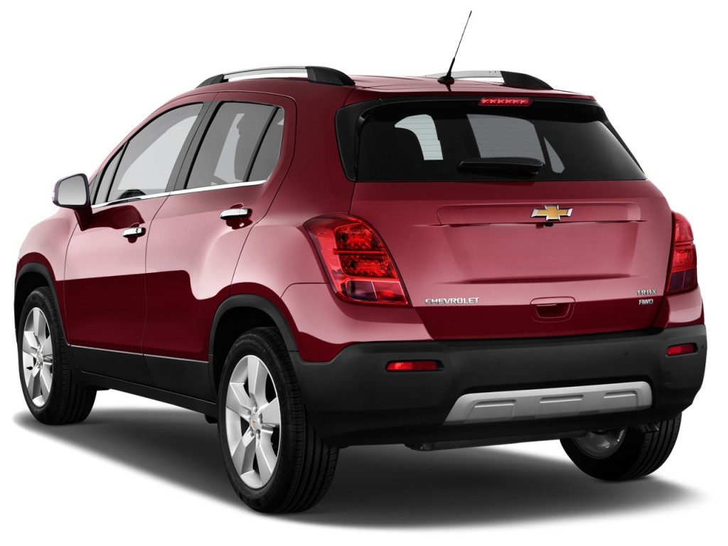 image 2016 chevrolet trax fwd 4 door lt angular rear exterior view size 1024 x 768 type gif. Black Bedroom Furniture Sets. Home Design Ideas