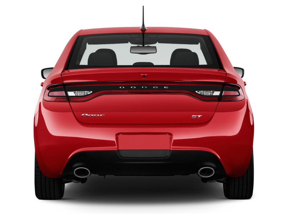 image 2016 dodge dart 4 door sedan gt rear exterior view size 1024 x 768 type gif posted. Black Bedroom Furniture Sets. Home Design Ideas
