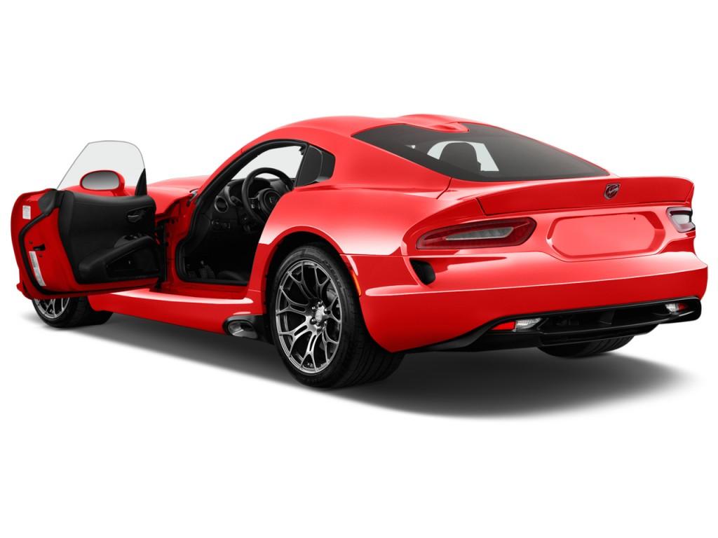 Image 2016 Dodge Viper Srt 2 Door Coupe Srt Open Doors