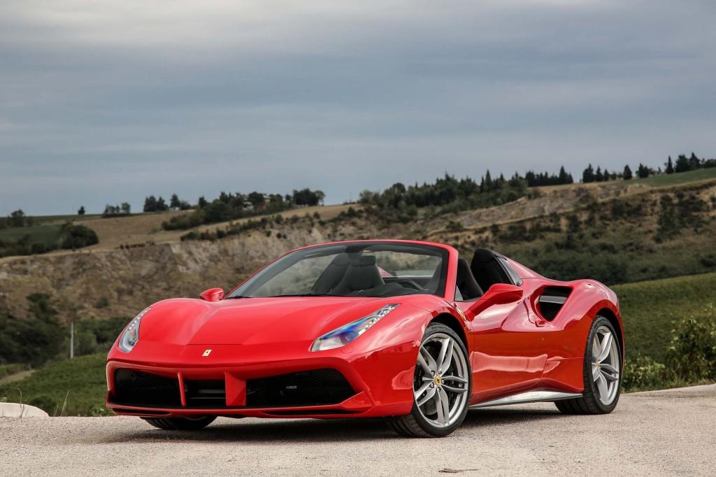 2016 Ferrari 488GTB Specs And Prices - Types cars