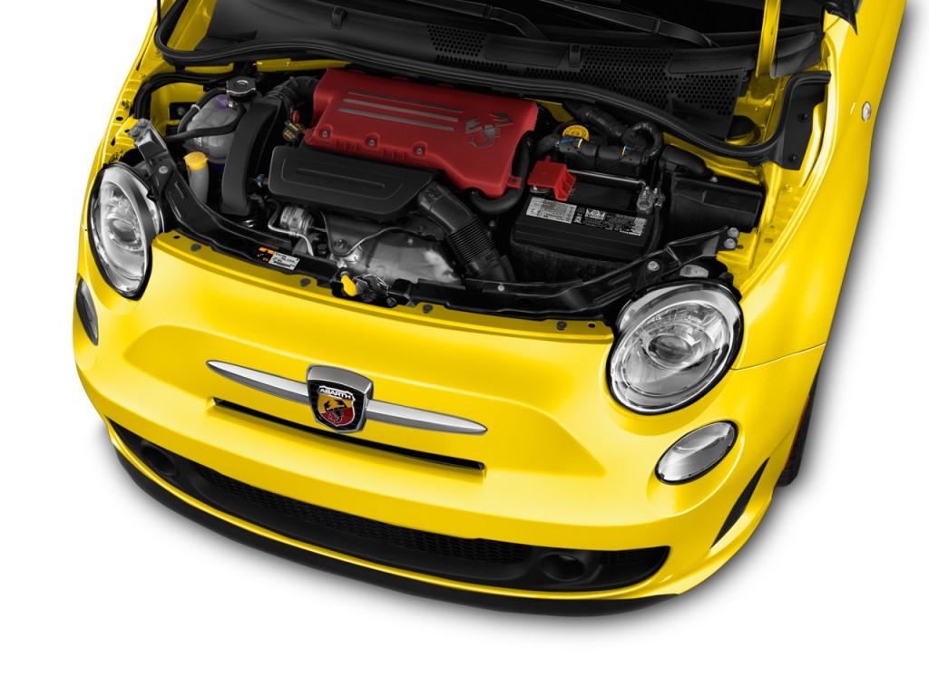 Image 2016 Fiat 500 2 Door Hb Abarth Engine Size 1024 X