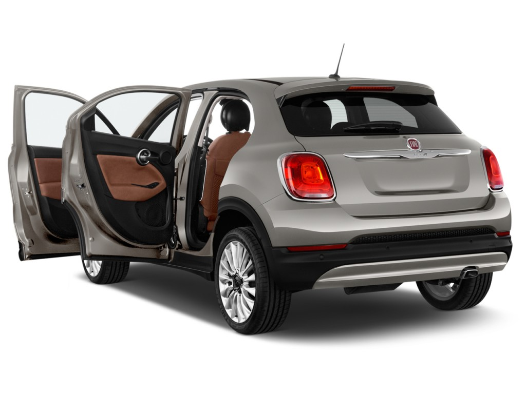 image 2016 fiat 500x fwd 4 door lounge open doors size 1024 x 768 type gif posted on. Black Bedroom Furniture Sets. Home Design Ideas
