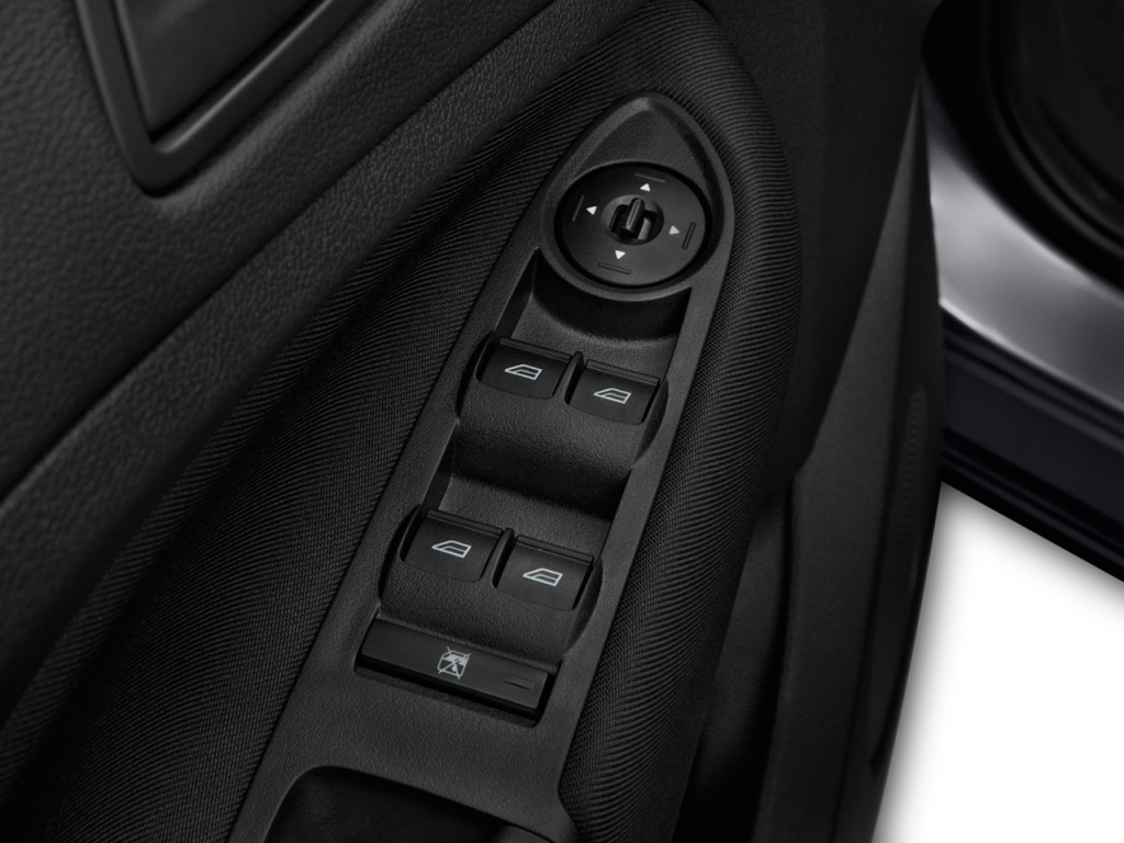 Image 2016 ford escape fwd 4 door s door controls size for Ford motor company 10k 2016