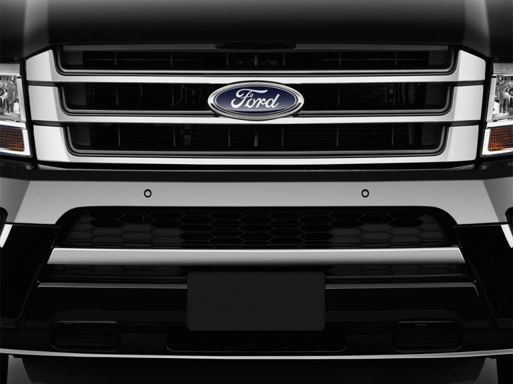 Ford Expedition Wd Door Limited Grille L