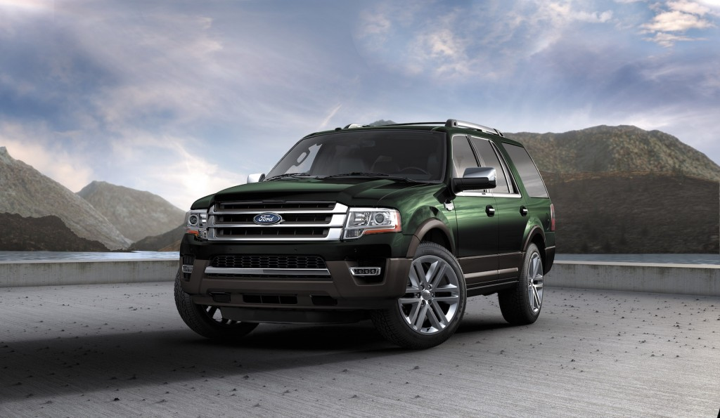 2017 ford expedition review ratings specs prices and photos the car connection. Black Bedroom Furniture Sets. Home Design Ideas