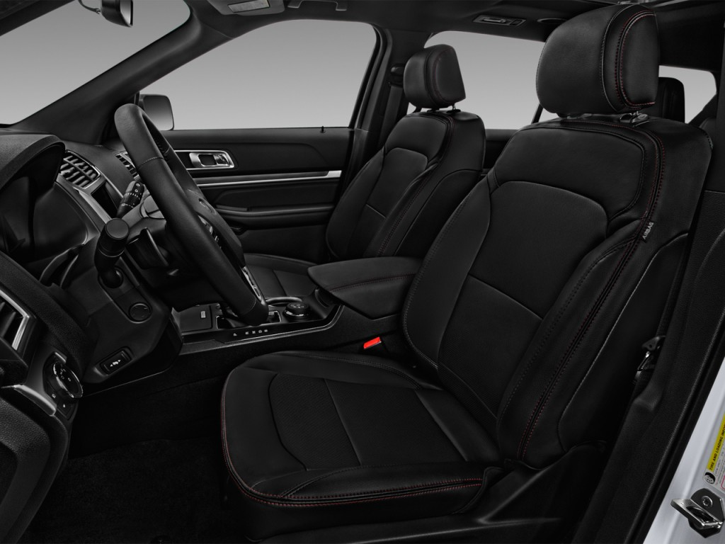 image 2016 ford explorer 4wd 4 door sport front seats size 1024 x 768 type gif posted on. Black Bedroom Furniture Sets. Home Design Ideas