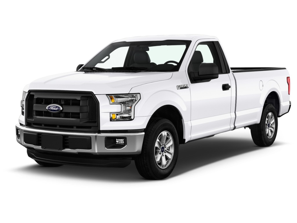 image 2016 ford f 150 2wd reg cab 122 5 xl angular front exterior view size 1024 x 768 type. Black Bedroom Furniture Sets. Home Design Ideas
