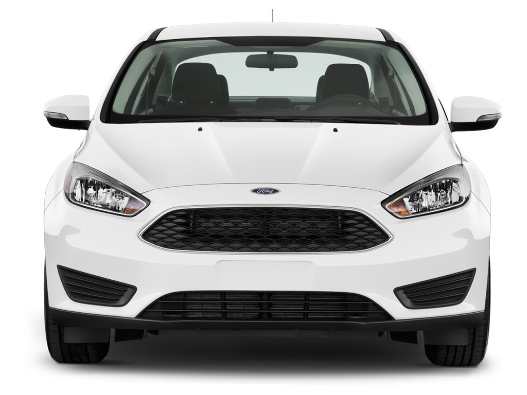 Image 2016 Ford Focus 4 Door Sedan Se Front Exterior View