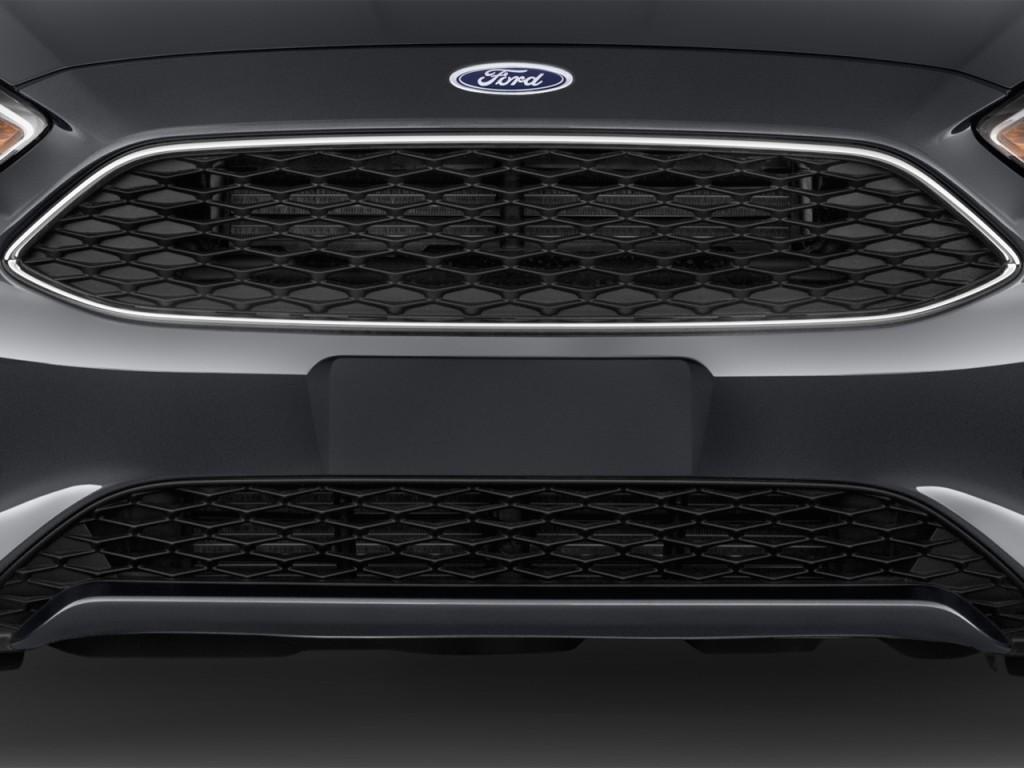 image 2016 ford focus 5dr hb se grille size 1024 x 768. Black Bedroom Furniture Sets. Home Design Ideas