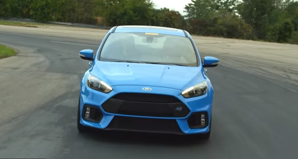 ford drops eighth and final episode of focus rs. Black Bedroom Furniture Sets. Home Design Ideas