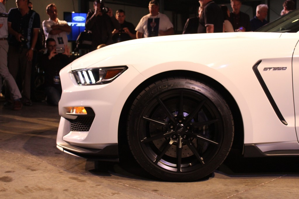 Image 2016 ford mustang shelby gt350 2014 los angeles for Ford motor company 10k 2016