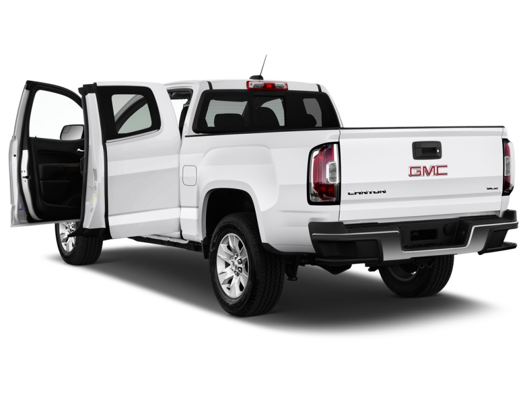image 2016 gmc canyon 2wd ext cab 128 3 sle open doors size 1024 x 768 type gif posted on. Black Bedroom Furniture Sets. Home Design Ideas