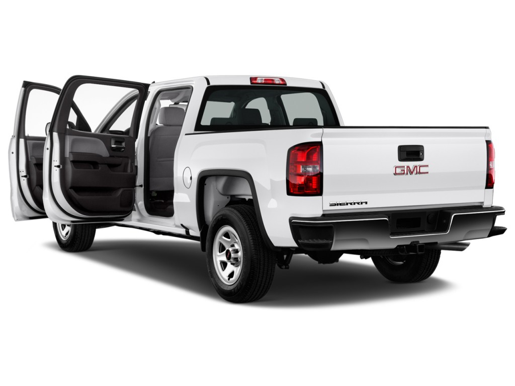 image 2016 gmc sierra 1500 2wd crew cab 143 5 open doors size 1024 x 768 type gif posted. Black Bedroom Furniture Sets. Home Design Ideas