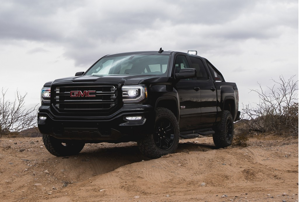 Cash For Clunkers Ca >> Image: 2016 GMC Sierra 1500 All Terrain X, size: 1024 x 693, type: gif, posted on: January 27 ...