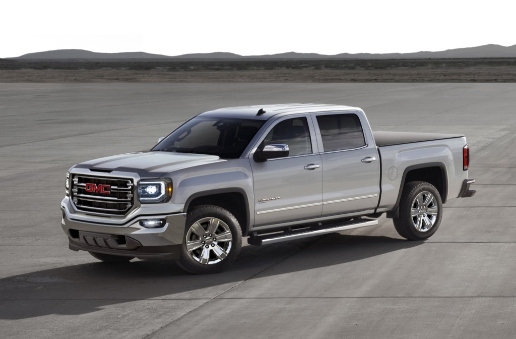 Image: 2016 GMC Sierra 1500 eAssist, size: 1024 x 672, type: gif, posted on: February 25, 2016 ...