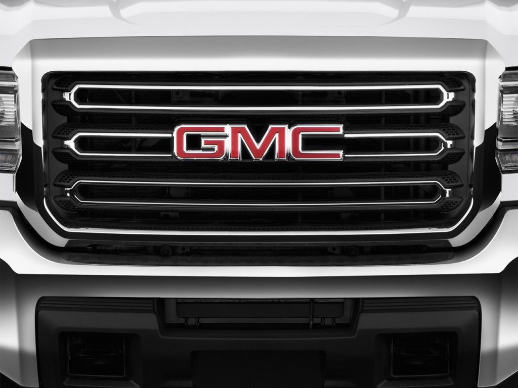 image 2016 gmc sierra 2500hd 2wd reg cab 133 6 grille size 1024 x 768 type gif posted on. Black Bedroom Furniture Sets. Home Design Ideas