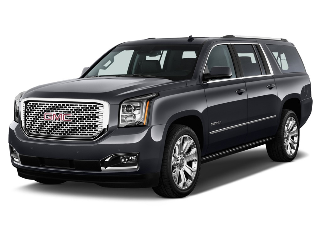 image 2016 gmc yukon xl 2wd 4 door denali angular front. Black Bedroom Furniture Sets. Home Design Ideas