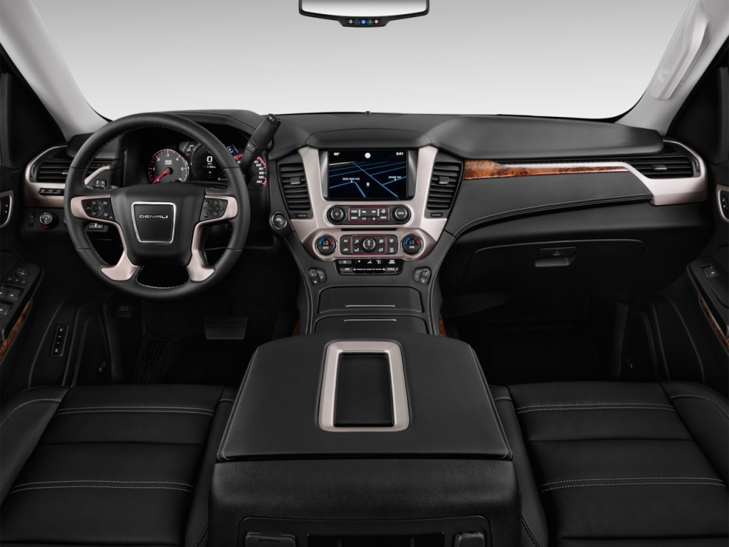 image 2016 gmc yukon xl 2wd 4 door denali dashboard size. Black Bedroom Furniture Sets. Home Design Ideas