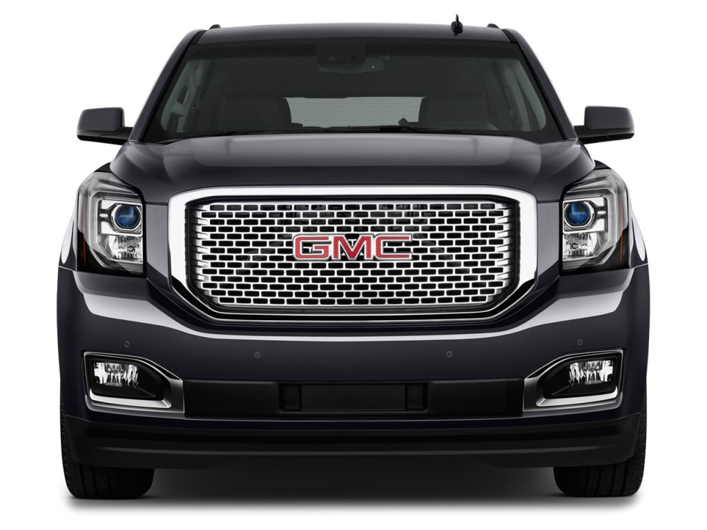 image 2016 gmc yukon xl 2wd 4 door denali front exterior. Black Bedroom Furniture Sets. Home Design Ideas