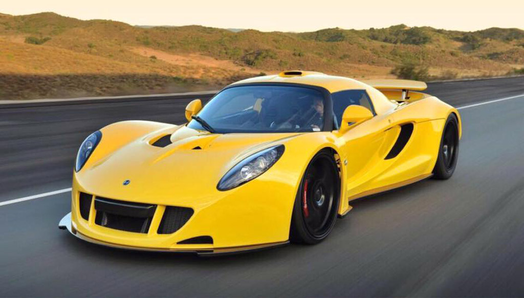 Hennessey Mulls All Electric Venom Gt