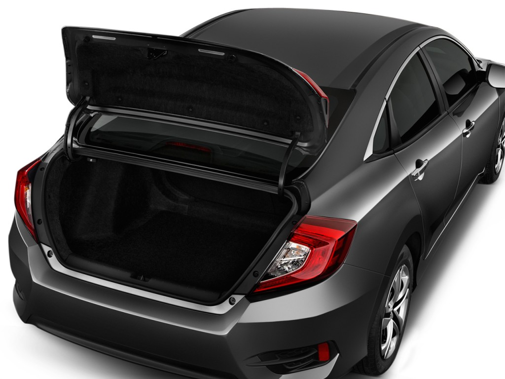 image 2016 honda civic 4 door cvt lx trunk size 1024 x 768 type gif posted on november 22. Black Bedroom Furniture Sets. Home Design Ideas