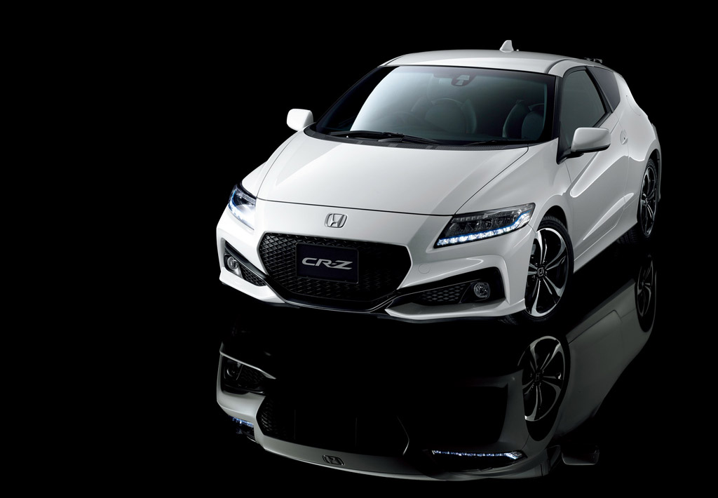 Kia Hybrid Car >> 2016 Honda CR-Z Hybrid Coupe Soldiers On With Minor Upgrades