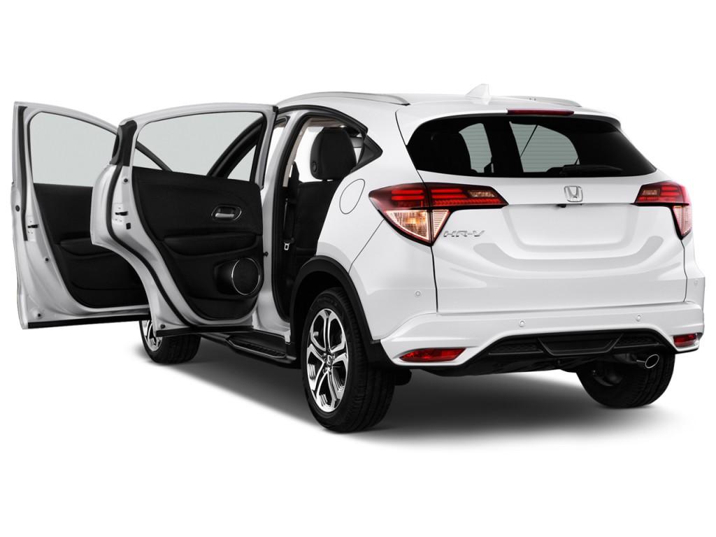 Image: 2016 Honda HR-V 2WD 4-door CVT EX-L w/Navi Open ...