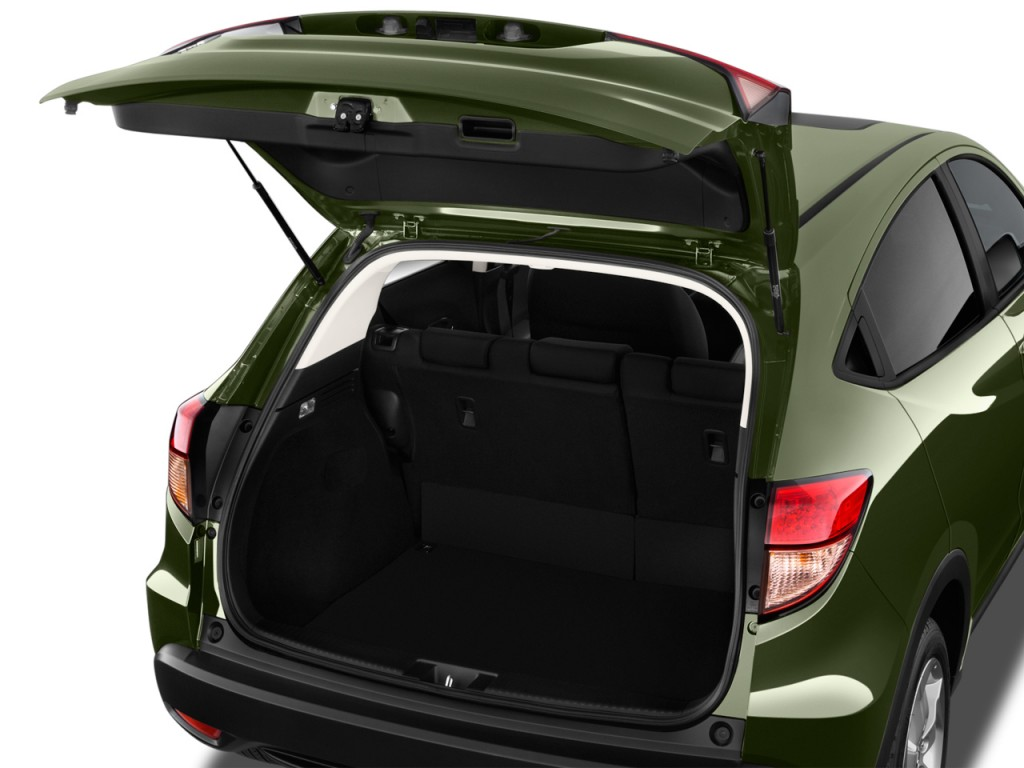 Image: 2016 Honda HR-V 2WD 4-door Man EX Trunk, size: 1024 x 768, type: gif, posted on: July 8 ...