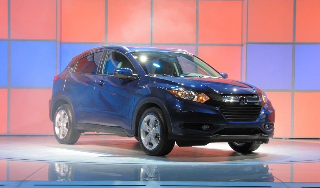 2016 Honda HR-V Video