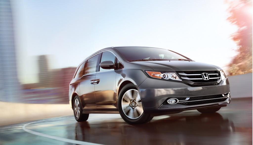 2011-2016 Honda Odyssey minivans recalled: 641,000 vehicles affected
