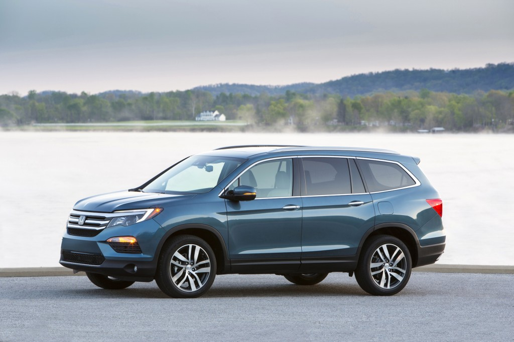 Honda Pilot: The Car Connection's Best Car To Buy 2016