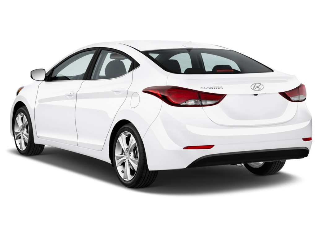 Image 2016 Hyundai Elantra 4 Door Sedan Auto Value