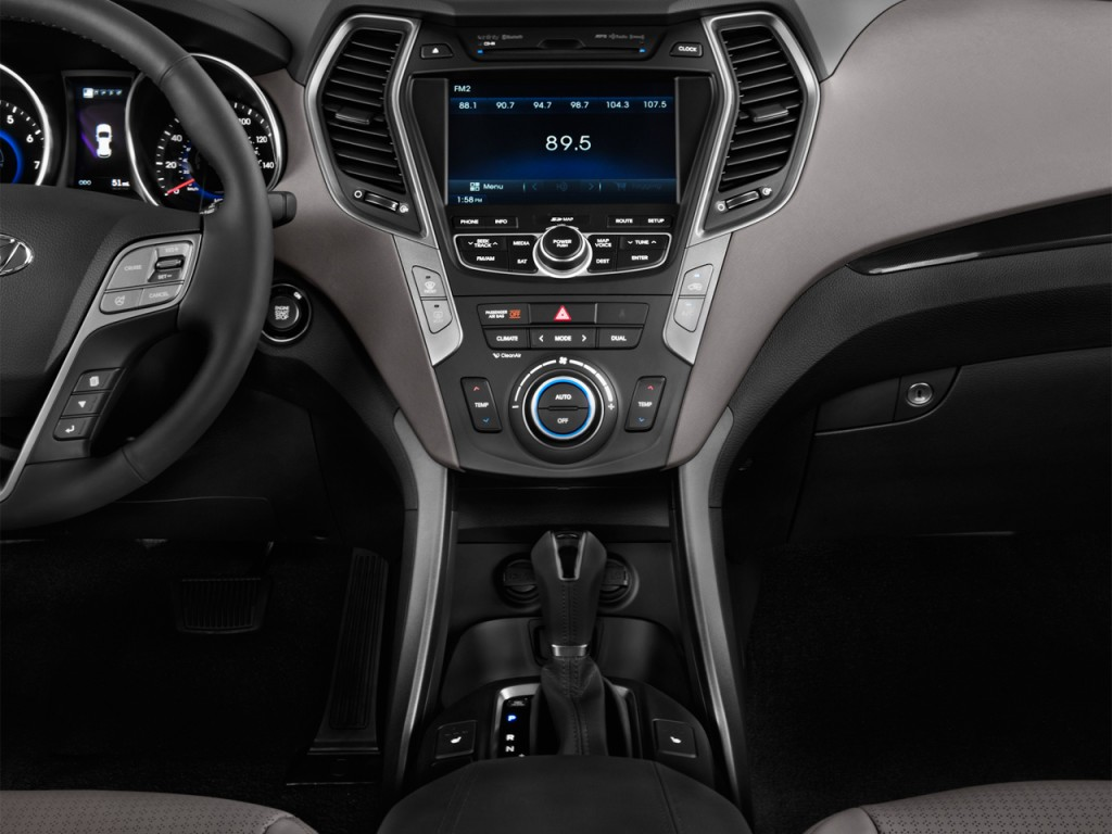 image 2016 hyundai santa fe sport fwd 4 door 2 0t instrument panel size 1024 x 768 type gif. Black Bedroom Furniture Sets. Home Design Ideas