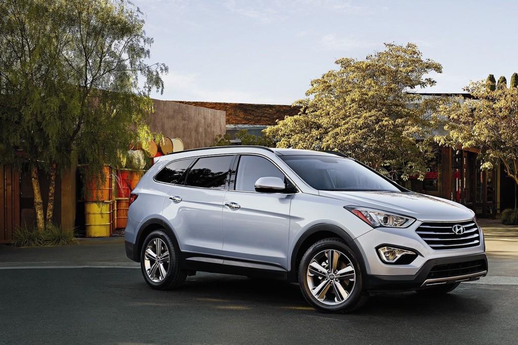 2016-2017 Hyundai Santa Fe recalled for seatbelt wiring problem