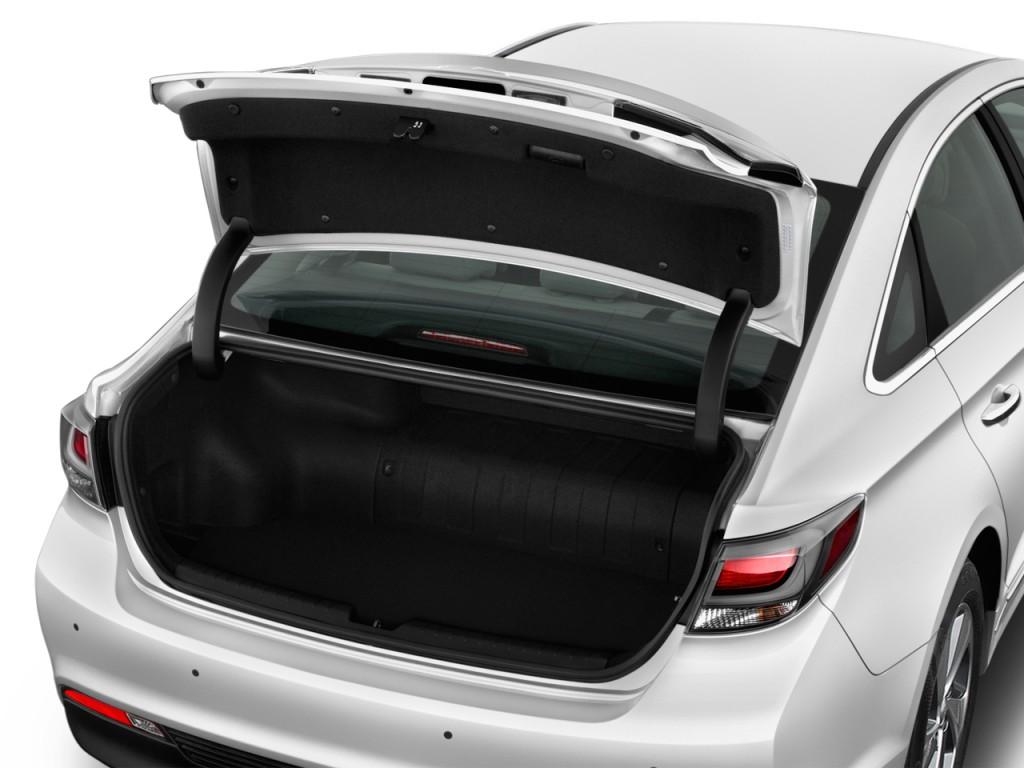 image 2016 hyundai sonata plug in hybrid 4 door sedan limited trunk size 1024 x 768 type. Black Bedroom Furniture Sets. Home Design Ideas