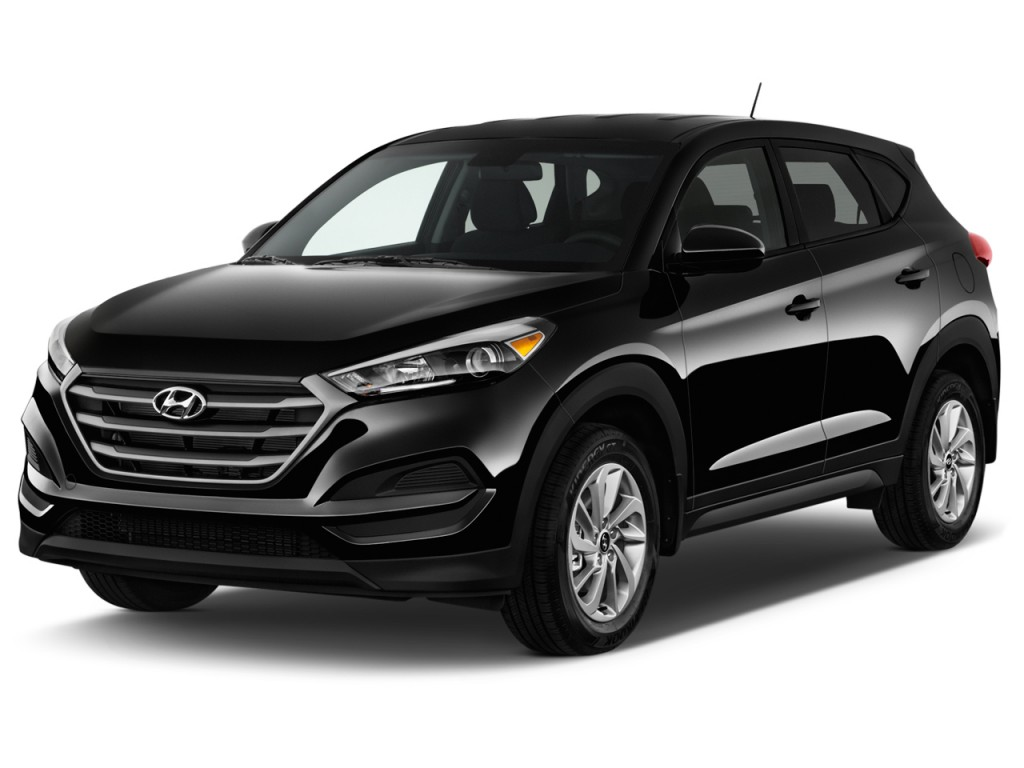 image 2016 hyundai tucson fwd 4 door se angular front exterior view size 1024 x 768 type. Black Bedroom Furniture Sets. Home Design Ideas