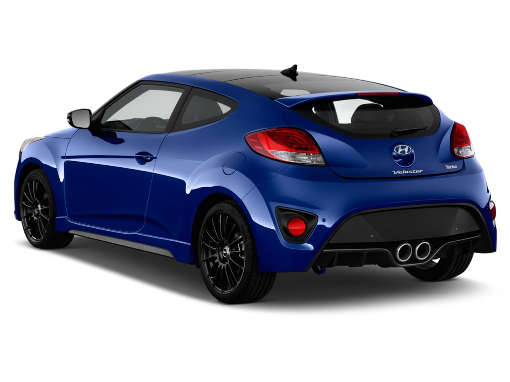 image 2016 hyundai veloster 3dr coupe man turbo angular rear exterior view size 1024 x 768. Black Bedroom Furniture Sets. Home Design Ideas
