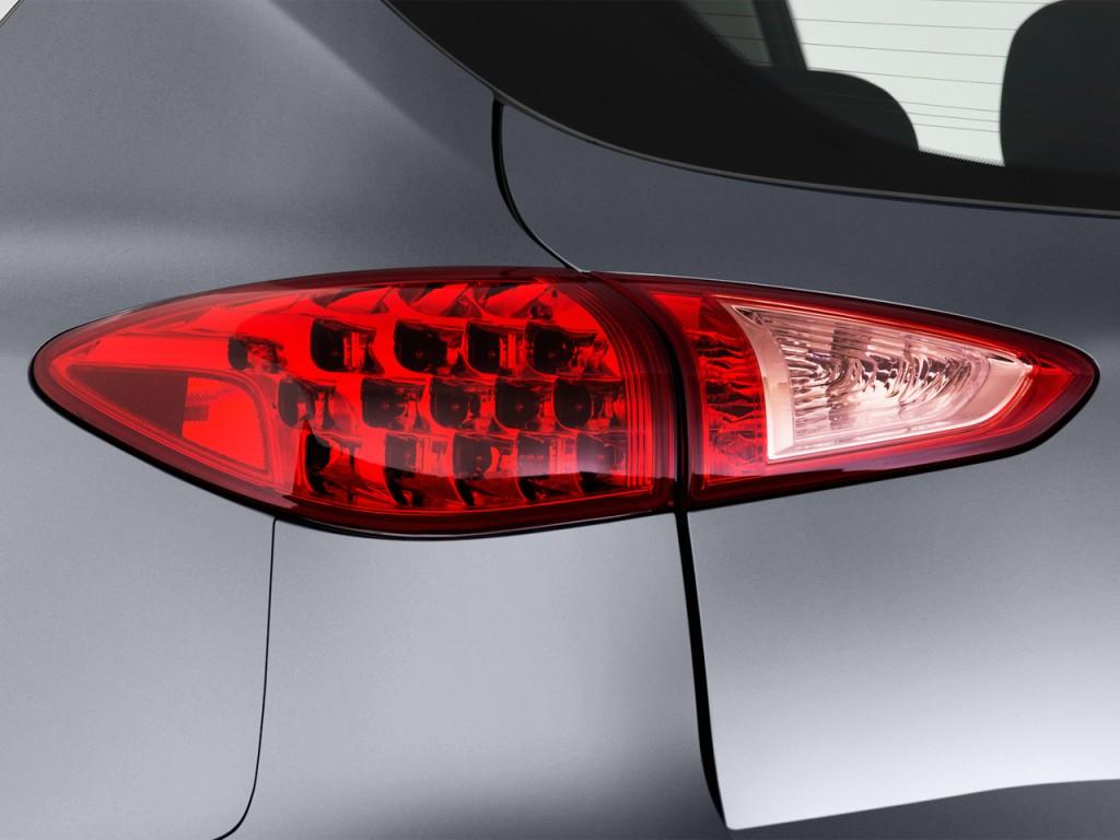 Image: 2016 Infiniti QX50 RWD 4-door Tail Light, size ...