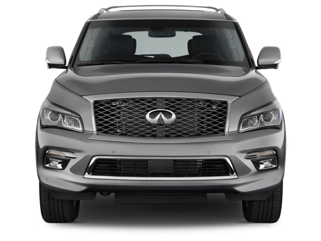 image 2016 infiniti qx80 2wd 4 door front exterior view size 1024 x 768 type gif posted on. Black Bedroom Furniture Sets. Home Design Ideas