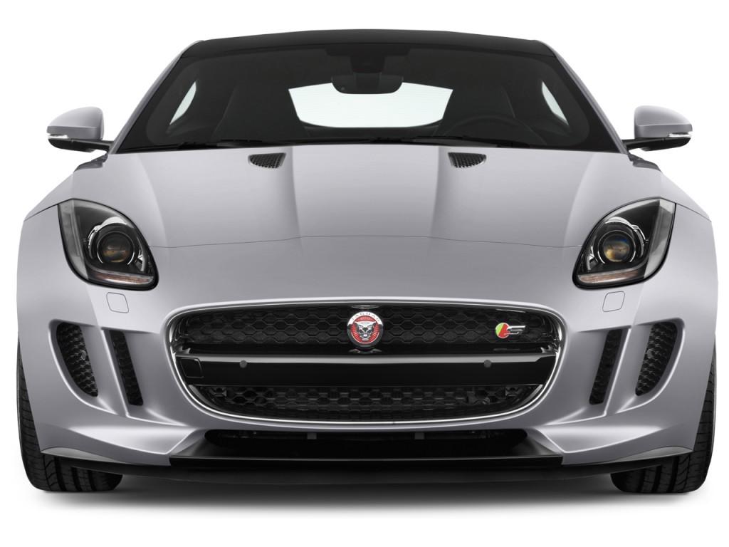 image 2016 jaguar f type 2 door coupe auto rwd front. Black Bedroom Furniture Sets. Home Design Ideas