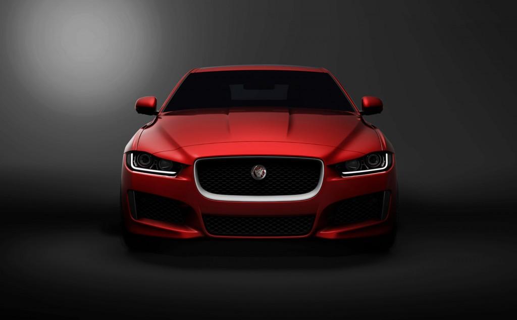 2016 Jaguar XE teaser