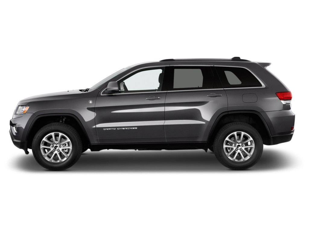 image 2016 jeep grand cherokee 4wd 4 door laredo side exterior view size 1024 x 768 type. Black Bedroom Furniture Sets. Home Design Ideas