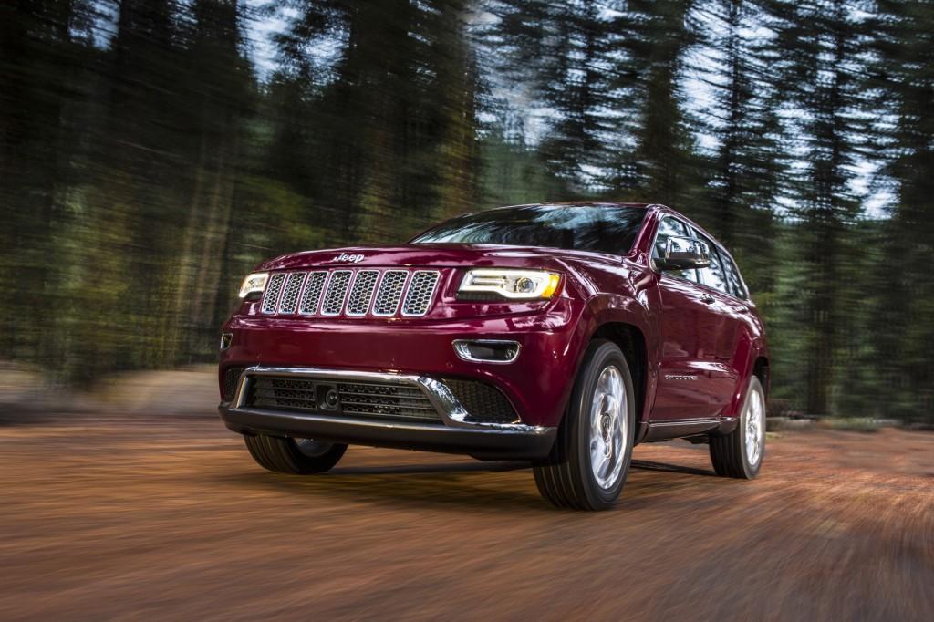 2015-2016 Jeep Grand Cherokee, Dodge Durango recalled to repair brakes