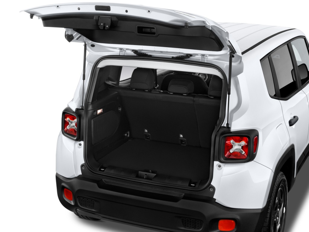 image 2016 jeep renegade fwd 4 door sport trunk size 1024 x 768 type gif posted on. Black Bedroom Furniture Sets. Home Design Ideas