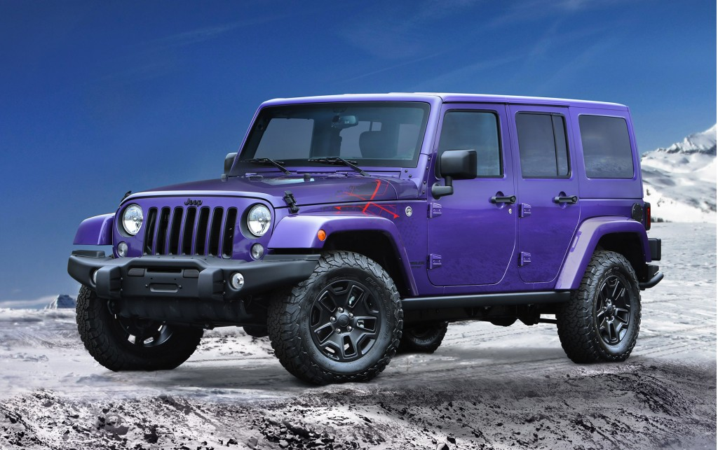 2017 jeep wrangler review ratings specs prices and photos the car connection. Black Bedroom Furniture Sets. Home Design Ideas