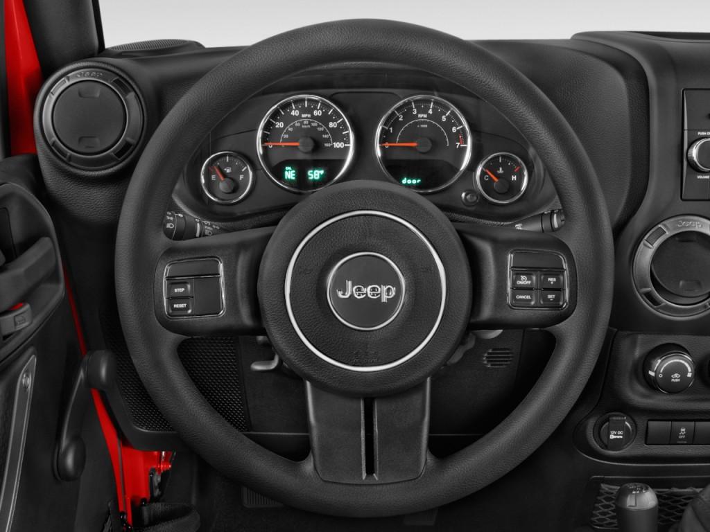 Image 2016 jeep wrangler unlimited 4wd 4 door sport for Benetton 4 wheel steering